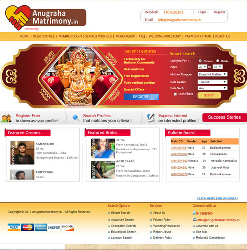 Dating and matrimonial sites in india
